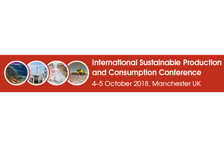 International Sustainable Production and Consumption conference